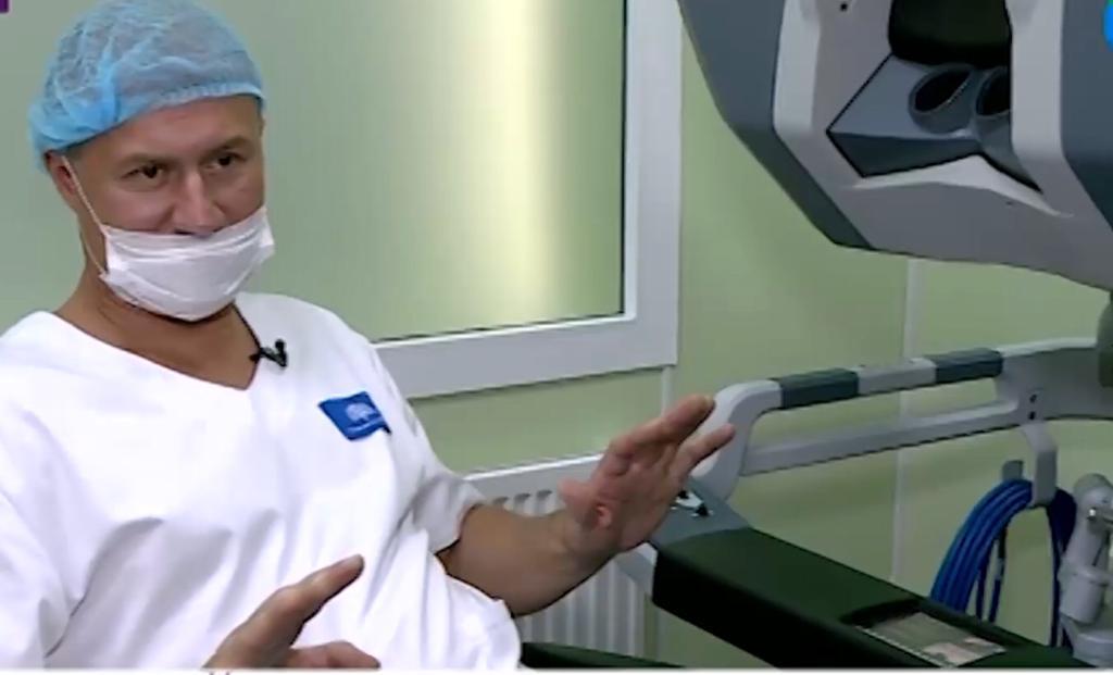 Роботу Да Винчи помогли делать операции лучше