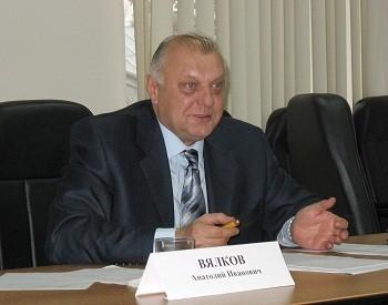 Поздравляем!  Анатолию Ивановичу Вялкову - 65!