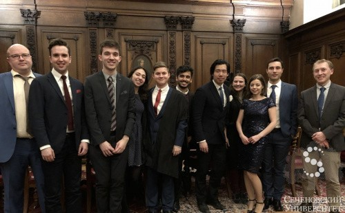 The first work steps of the UK-Russia Young Medics Association were discussed in Cambridge