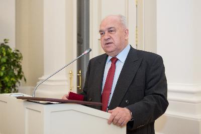 Легенде Первого Меда Александру Стрижакову – 80 лет!