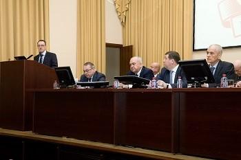 Ученый совет выработал стратегию научной и инновационной деятельности