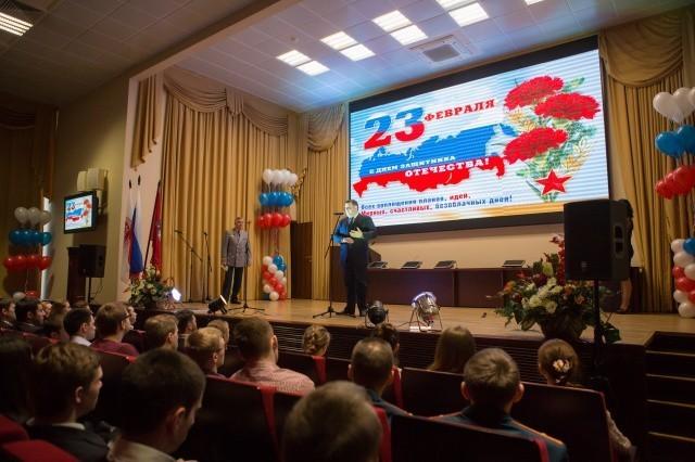 В День защитника Отечества награды нашли своих героев