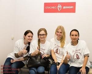 «День донорского совершеннолетия» в Первом меде