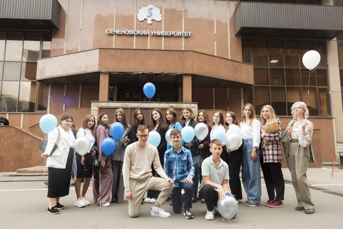 День знаний в Сеченовском Университете