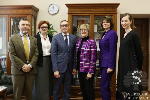 British universities are ready to cooperate with Sechenov University