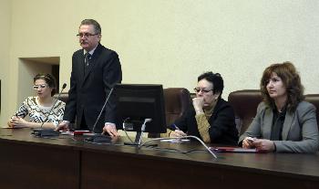 Сотрудники Университета приняли участие в тренинге «Регистрация в системе Science Index РИНЦ