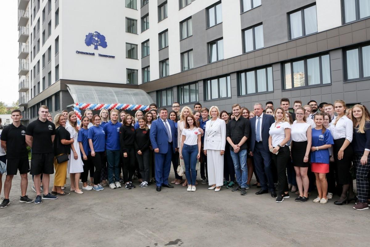 Сеченовский университет решил жилищный вопрос