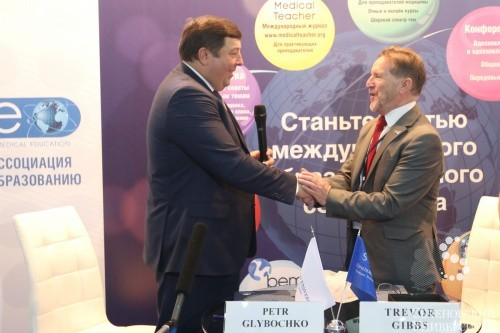 International standards of medical education will be promoted at Sechenov University