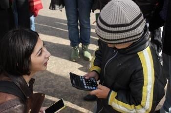 «Давайте делать добро!»: студенты привезли подарки в детский дом