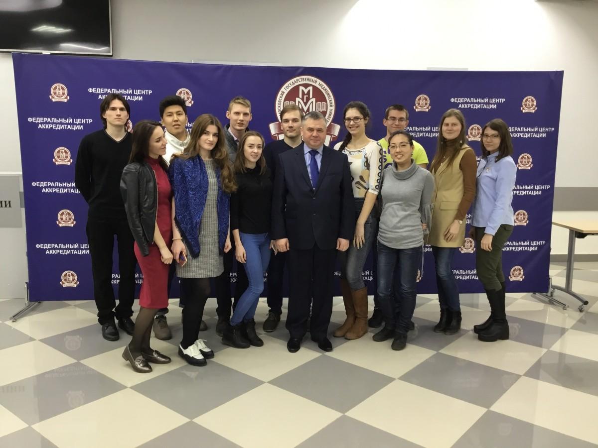 В Сеченовском университете готовят лидеров здравоохранения