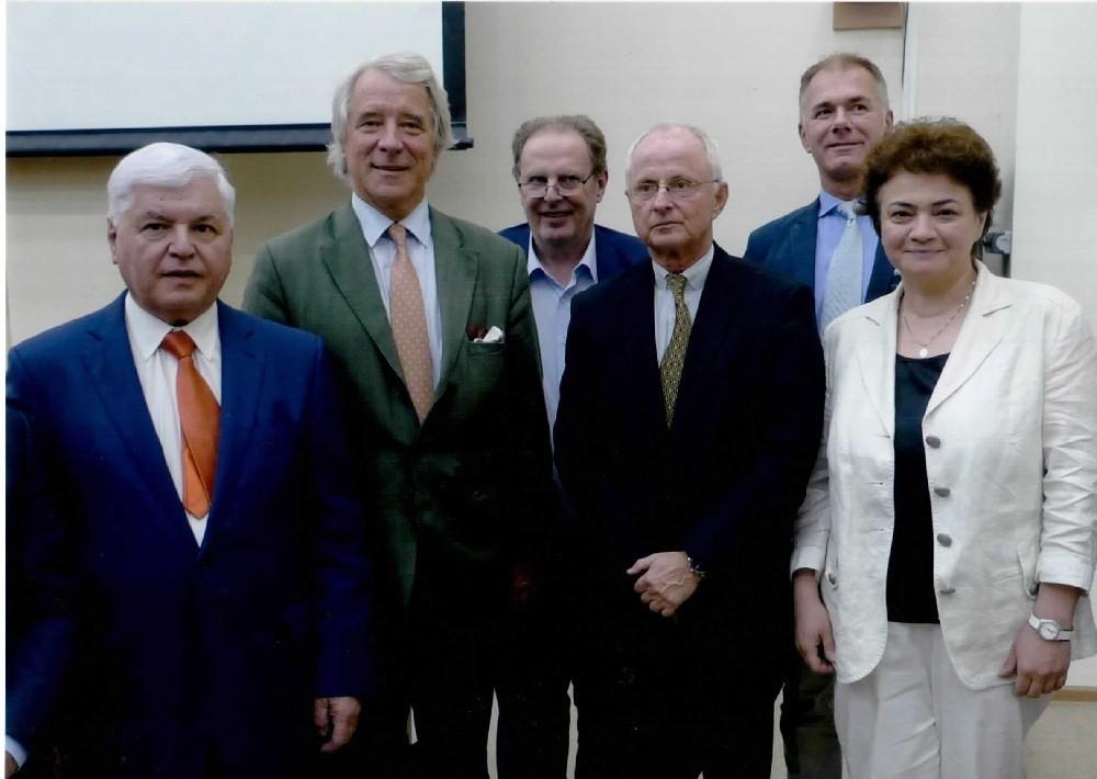 Расширяется сотрудничество с Венским медицинским университетом