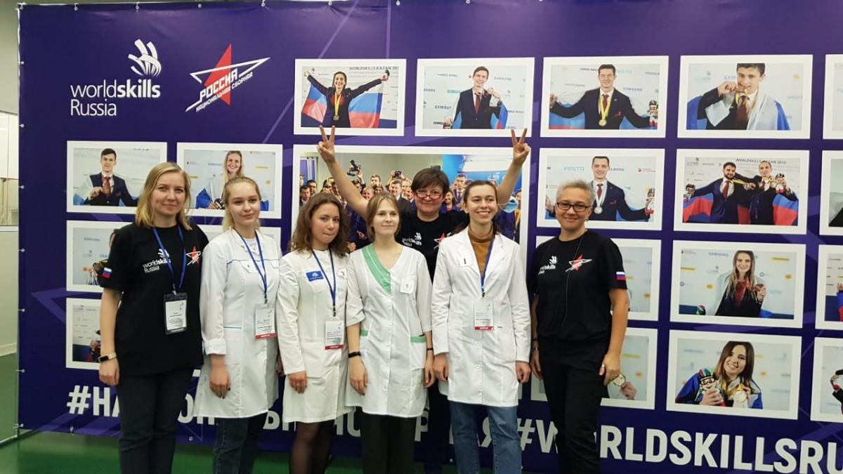 Итоги отборочного чемпионата Сеченовского Университета по стандартам WorldSkills