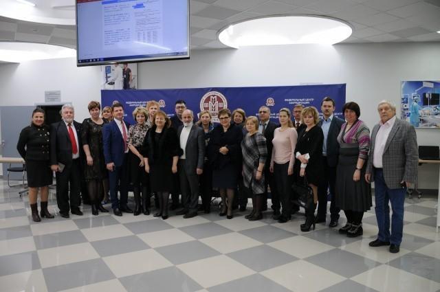 Дан старт первичной аккредитации выпускников медицинских вузов-2017