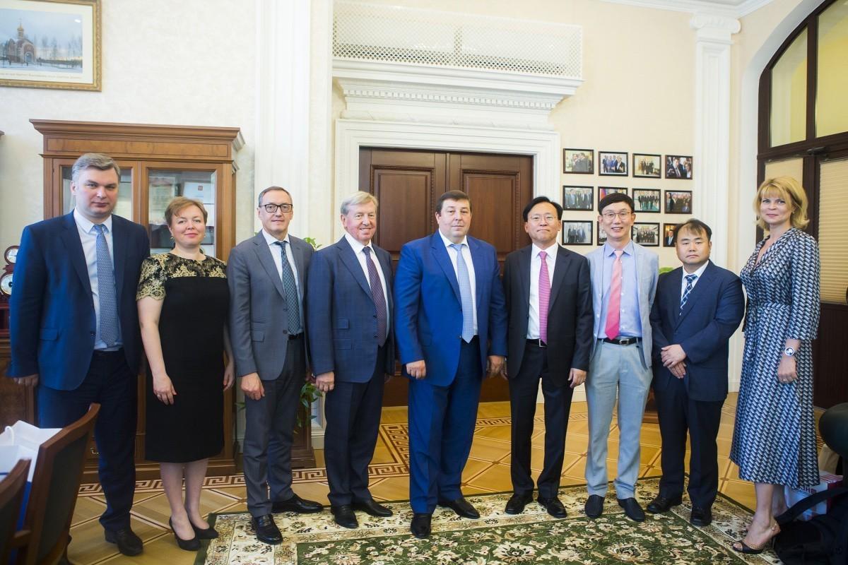 Ведущие университеты в области медико-биологических наук России и Южной Кореи договорились о сотрудничестве