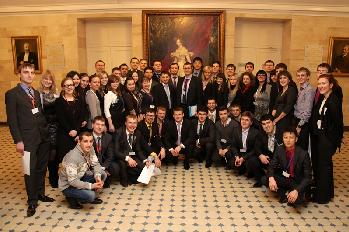 Делегация Первого МГМУ им. И.М. Сеченова приняла участие во Всероссийском форуме студентов