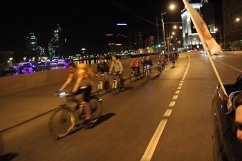 «Велоночь - 2014»: все – на велосипеды!