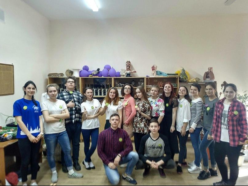 Волонтеры Сеченовского Университета активно помогают в организации акции «Будь здоров!»