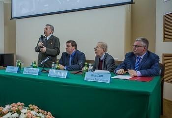 В УКБ № 3 Первого Меда открыли мемориальную аудиторию им. Е.М. Тареева