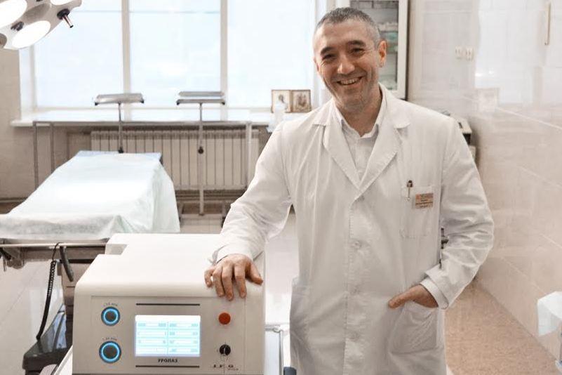 Живая хирургия на Европейском конгрессе урологов