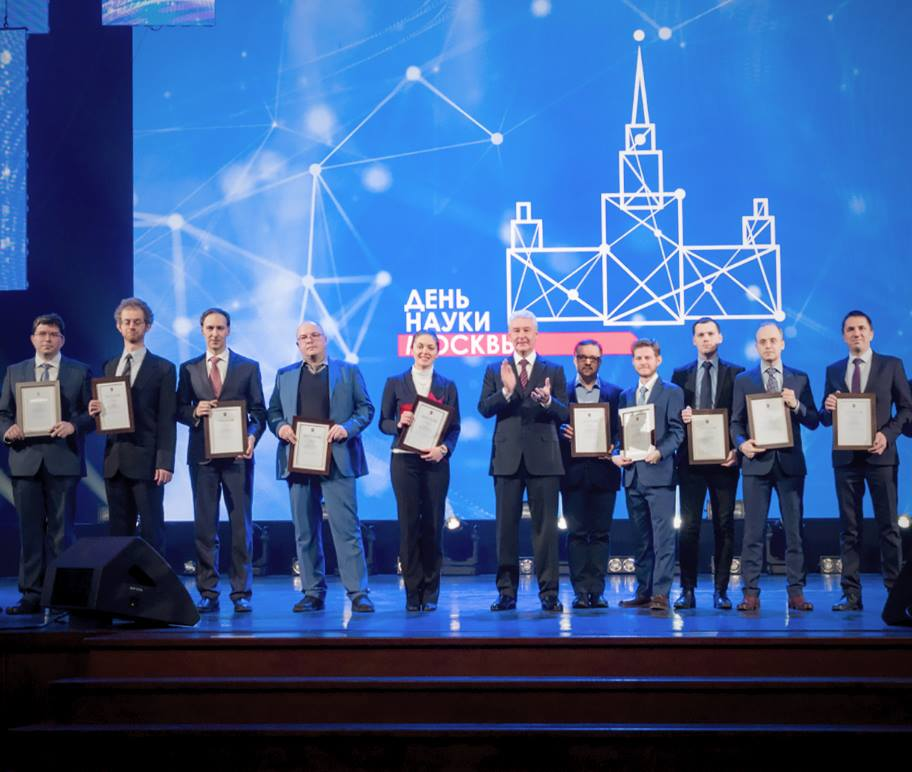 Правительство Москвы вручило премию ученому Сеченовского университета