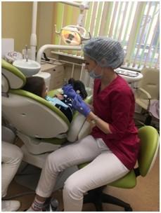 В счастливое детство с хорошими зубами