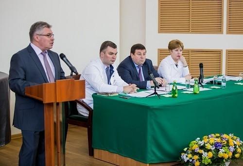Новые задачи эффективности обсудил медицинский совет третьей больницы
