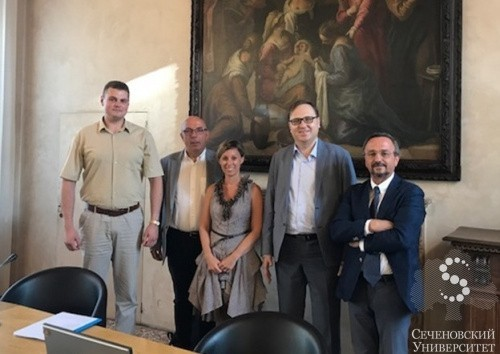 Cooperation with the University of Verona: scientific developments in biomedical sciences