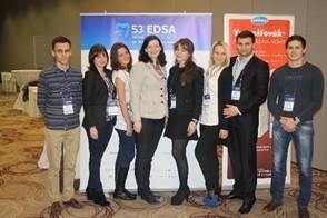 X конгресс Европейской ассоциации студентов-стоматологов
