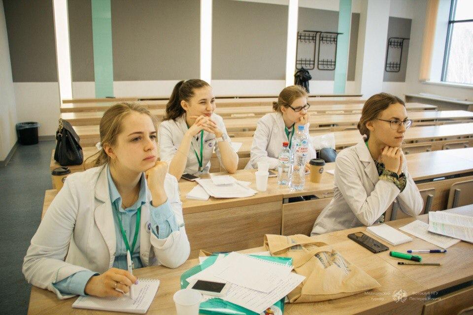 Sechenov University student team has won the International Medical Competition