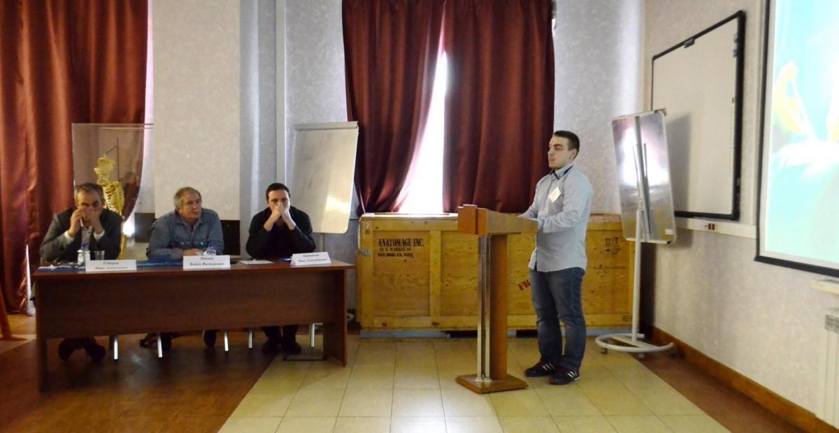 Студенты Сеченовского университета успешно выступили на «Aesculap Medical Science and Skills Forum»
