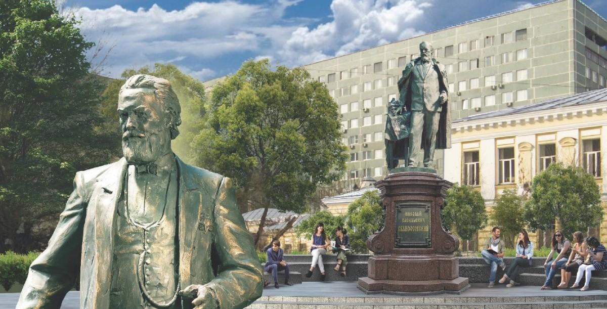 Сеченовский университет установит памятник Н.В. Склифосовскому в честь 260-летия вуза