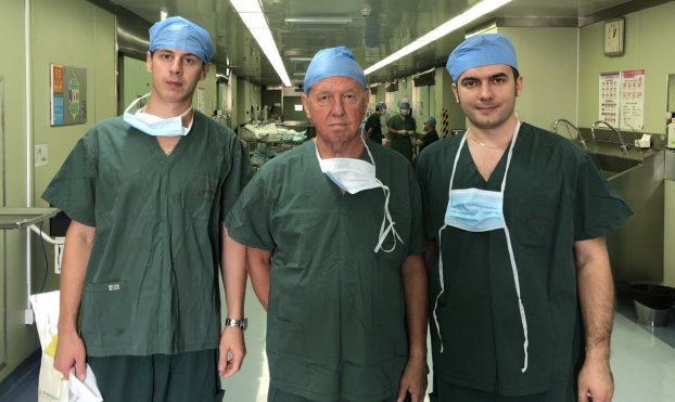 Colorectal surgeons of Sechenov University performed live surgical demonstration at the international conference in China