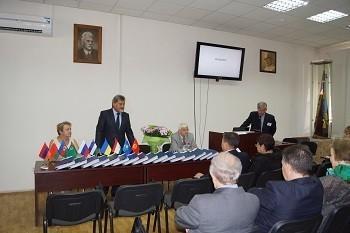 Международные курсы ВОЗ в НИИ МП и ТМ им. Е.И. Марциновского