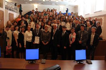 Студенты лечебного факультета выступили с докладами на Всероссийской конференции