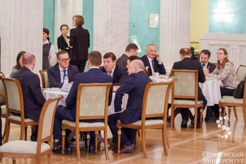 Sechenov University marked its Centers of Excellence