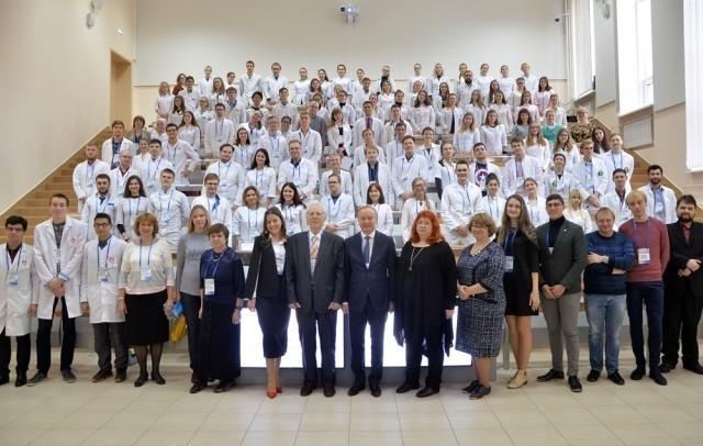 Серебро на Международной олимпиаде студентов по нормальной и патологической физиологии