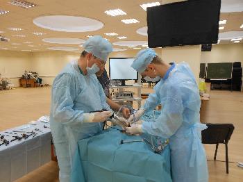Оптимизация подготовки хирургов с использованием имитации