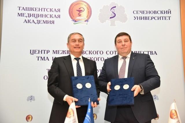 Сеченовский университет расширяет сотрудничество со странами СНГ