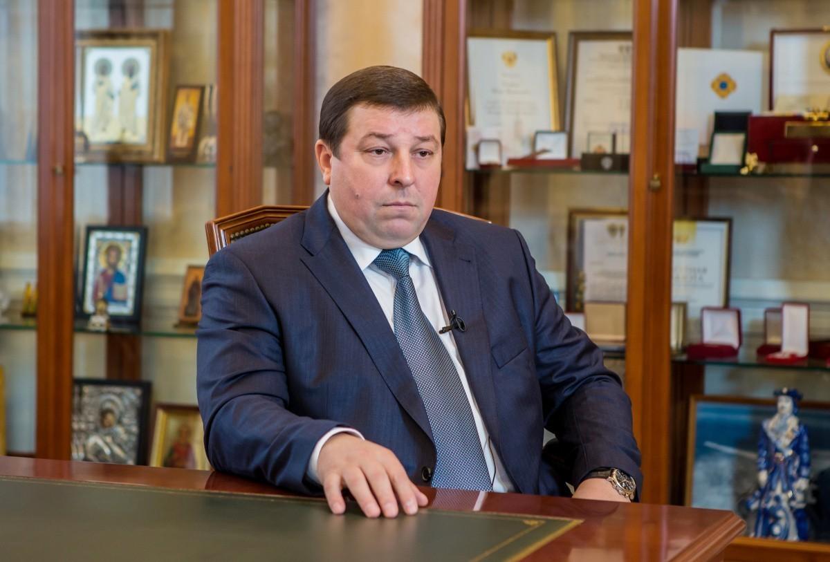 Петр Глыбочко вошел в совет по президентским грантам