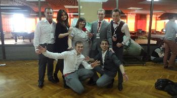 Первый МГМУ им. И.М.Сеченова на ежегодном фестивале «КиВиН-2013»