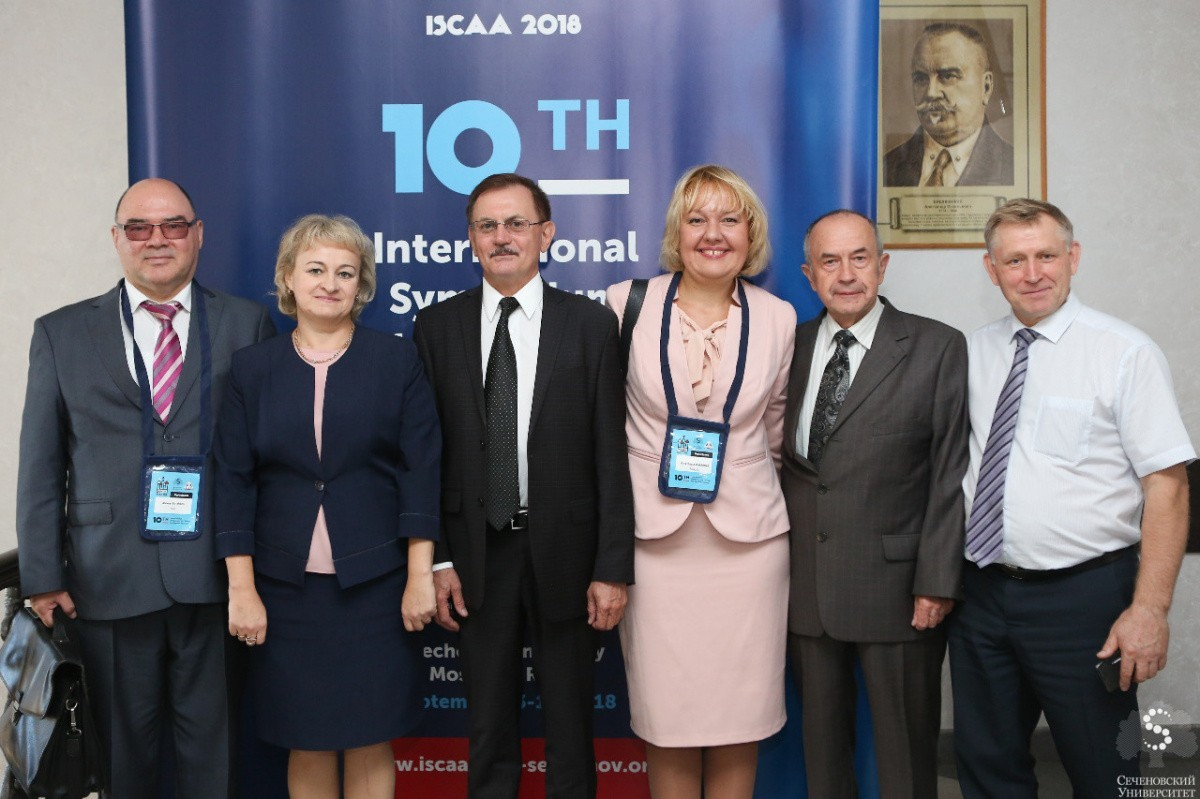 The 10th International Symposium of Clinical and Applied Anatomy was  hosted by Sechenov University