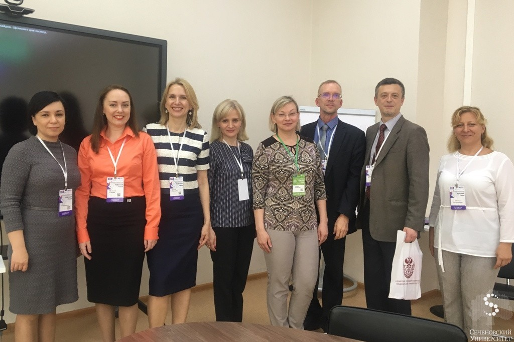 #EdCrunch Tomsk: Sechenov University took part in international conference on the new educational technologies