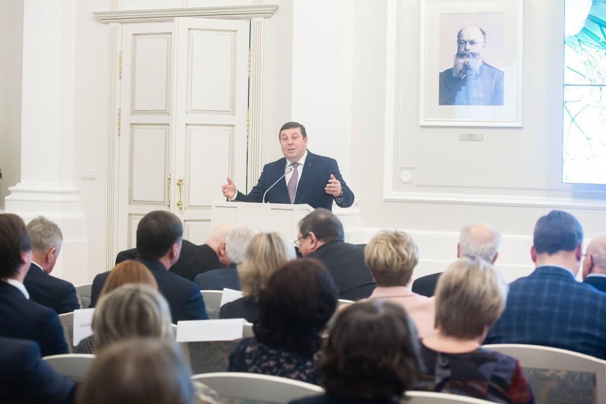 Национальные проекты в стенах Сеченовского университета