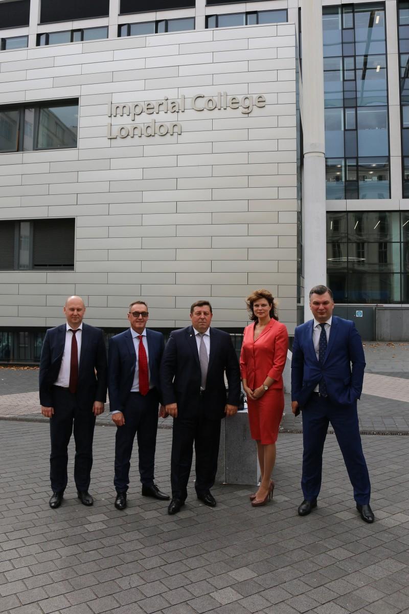 Первый МГМУ расширяет взаимодействие с британскими медицинскими школами