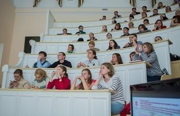 Организационное собрание аспирантов первого года обучения