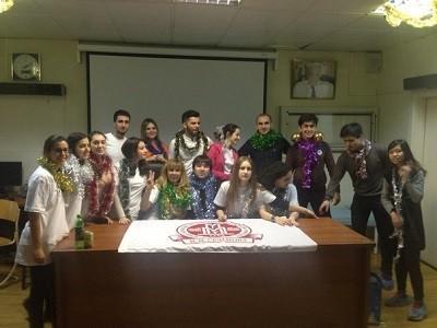 Волонтеры интернациональной группы Sechenov's United Nations устроили праздник маленьким пациентам онкоцентра