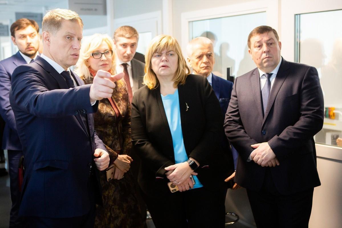 Глава Минздрава высоко оценил потенциал единственного в России Института электронного медицинского образования