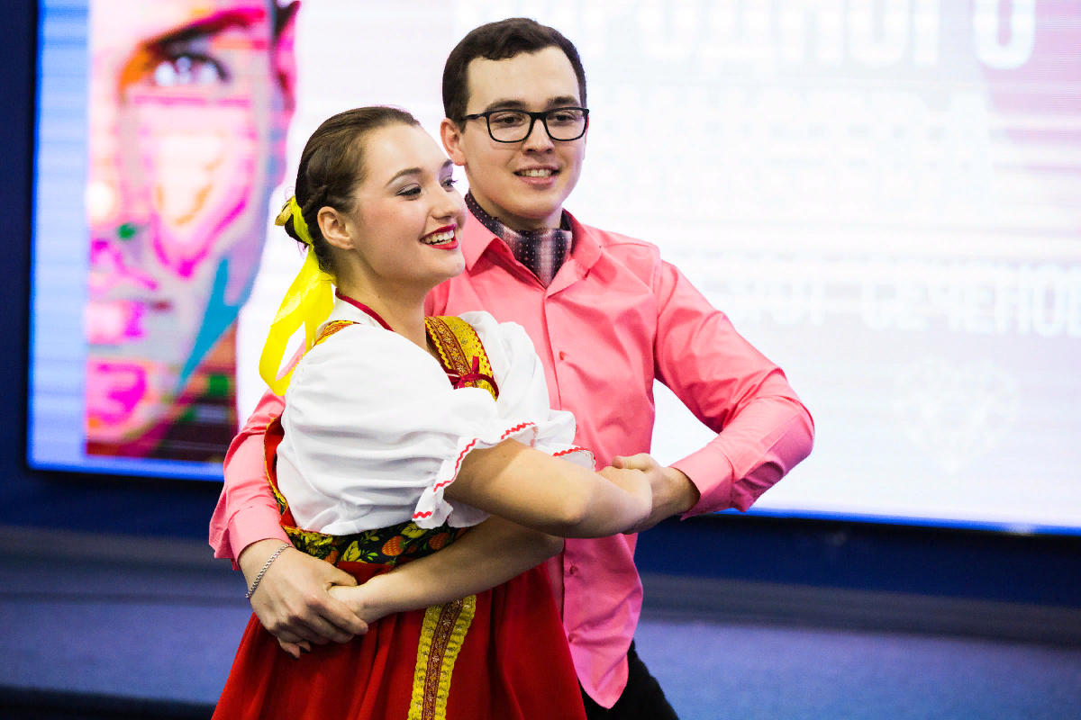 Sechenov Unity Day has brought together more than 150 students