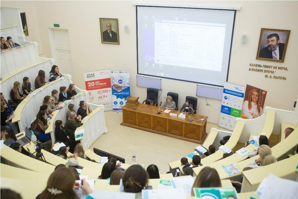 Продолжаем развивать устойчивые связи с фармацевтической отраслью