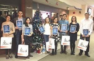 В Первом Меде награждены стипендиаты «Такеда»